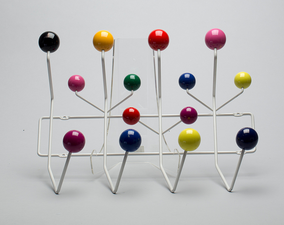 Вешалка Hang It All by Charles Eames